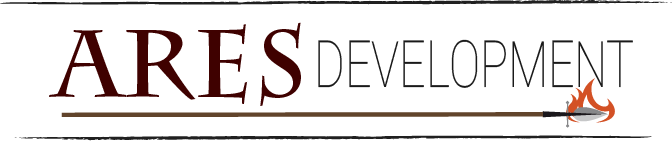 Ares Development logo